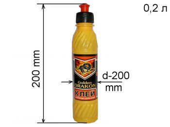 Клей GOLDEN DRAKON (0,2л)