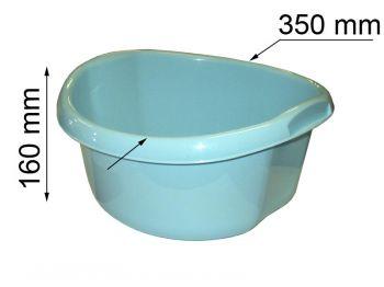 Таз пластмас. 10л Ламела пищевой