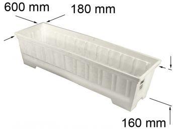 Ящик балконный 60 см