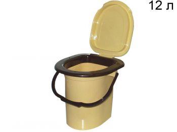 Ведро-туалет 12л (Гз)