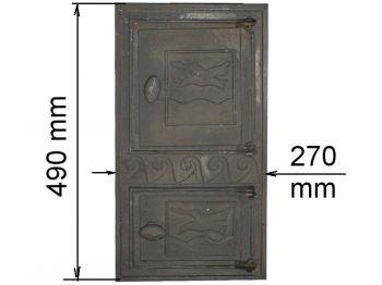 Дверца спаренная К (А)