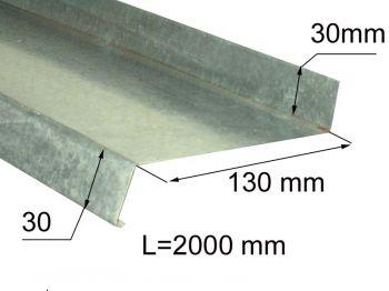 Подоконник оц L=2000мм