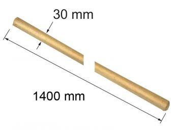 Черенок 1,4 м (для граблей)