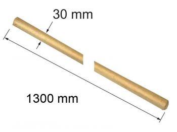 Черенок 1,3 м (для граблей)
