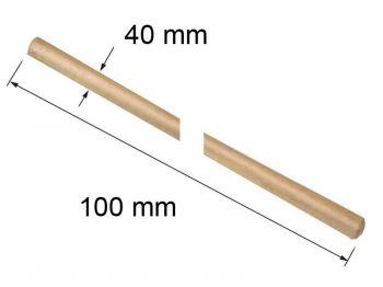 Черенок 1 м (для лопат)