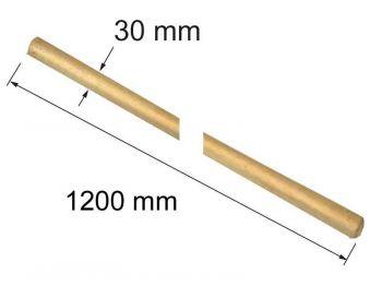 Черенок 1,2 м (для граблей)