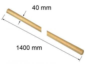 Черенок 1,4 м (для лопат)