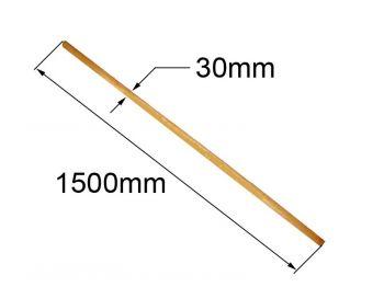Черенок 1,5 м (для граблей)