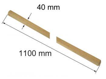 Черенок 1,1 м (для лопат)