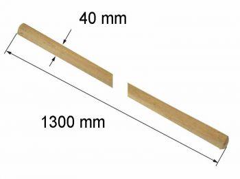 Черенок 1,3 м (для лопат)