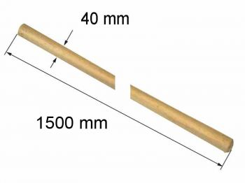 Черенок 1,5 м (для лопат)