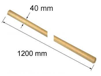 Черенок 1,2 м (для лопат)