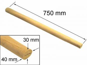 Ручка длякувалды 750 мм