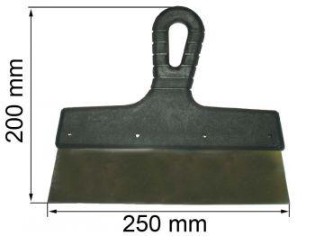 Шпатель 250 мм (пл. ручка)