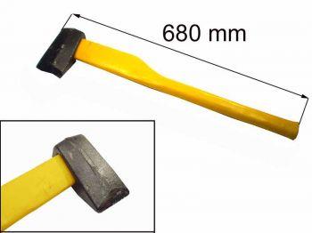 Колун с ручкой 3 кг