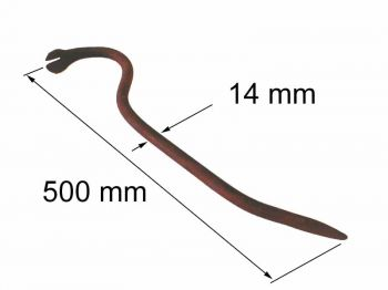 Гвоздодер L=500мм