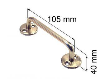 Ручка-скоба ник 105мм