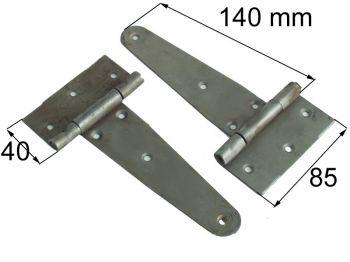 Петля -стрела 140мм(пара)