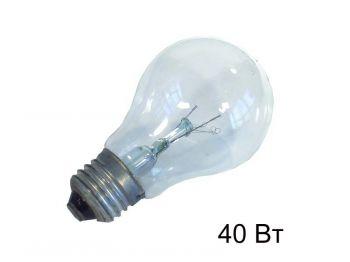 Лампа ЛЗП 40 Вт Б 225 У Е27 Білорусія П-Л