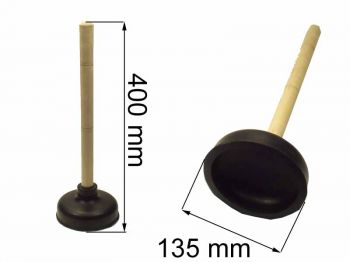 Вантуз (большой) d=135