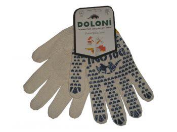 Перчатки хозяйственные с рез покрытием