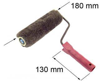 Валик малярный меховой ВМ-180мм